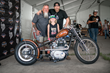 Cycle Trader Sponsors Daughters of Custom Bike Build at ROT Biker Rally