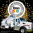 "Vac2Go Makes the ""Inc 5000"" List for the Second Year in a Row"