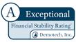 California Casualty Group Companies Assigned Financial Stability Ratings® of A, Exceptional, by Demotech, Inc.