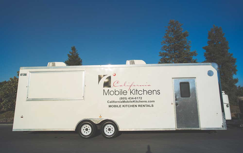 Mobile Kitchens In Arizona Feed Festival Guests, Film Crews And ...