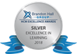 ASM International, in Collaboration with Mitr Learning and Media, Wins Silver in the 2018 Brandon Hall Group Excellence Awards