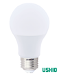 New USHIO LED A19 Lamps Certified for California Title 20 and JA8-2016-E