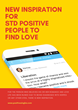 PositiveSingles Announces 2000th User-Oriented Successful Herpes Dating Story Post