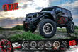 GRID Off-Road Announces Partnership with Keystone Automotive Operations