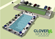 Clover Woods 4-H Camp & Retreat Center Breaks Ground on New Swimming Pool