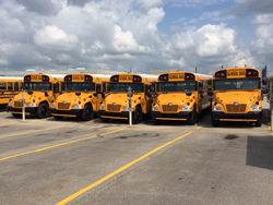 Township High School District 211 added 15 propane autogas-fueled buses to its fleet for the 2018-19 school year.