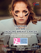 United Breast Cancer Foundation Awareness Message Featured During Entire 2018 NFL Season
