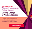 It's Time to Rewrite the Rules of Power: Sign up For the FREE Women's Online Leadership Summit