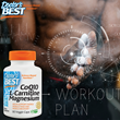 Introducing Doctor's Best New Sports Nutrition Combo Item CoQ10 L-Carnitine Magnesium