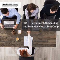Recruitment, Onboarding and Retention