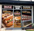 iPourIt Partners with CRAVE Hot Dogs & BBQ to Install Self-Serve Beer Walls in All Locations
