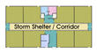 Ramtech Develops Integrated and Standalone Storm Shelters to Meet New Code Requirements