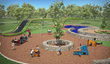 KOMPAN joins City of Dallas, Jordan Spieth Family Foundation to Celebrate Opening of Flag Pole Hill Park Playground September 13