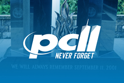 PCI Group - 911 Memorial Remembrance