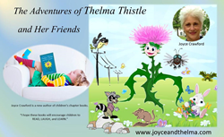 The Adventures of Joyce and Thelma Children's Book