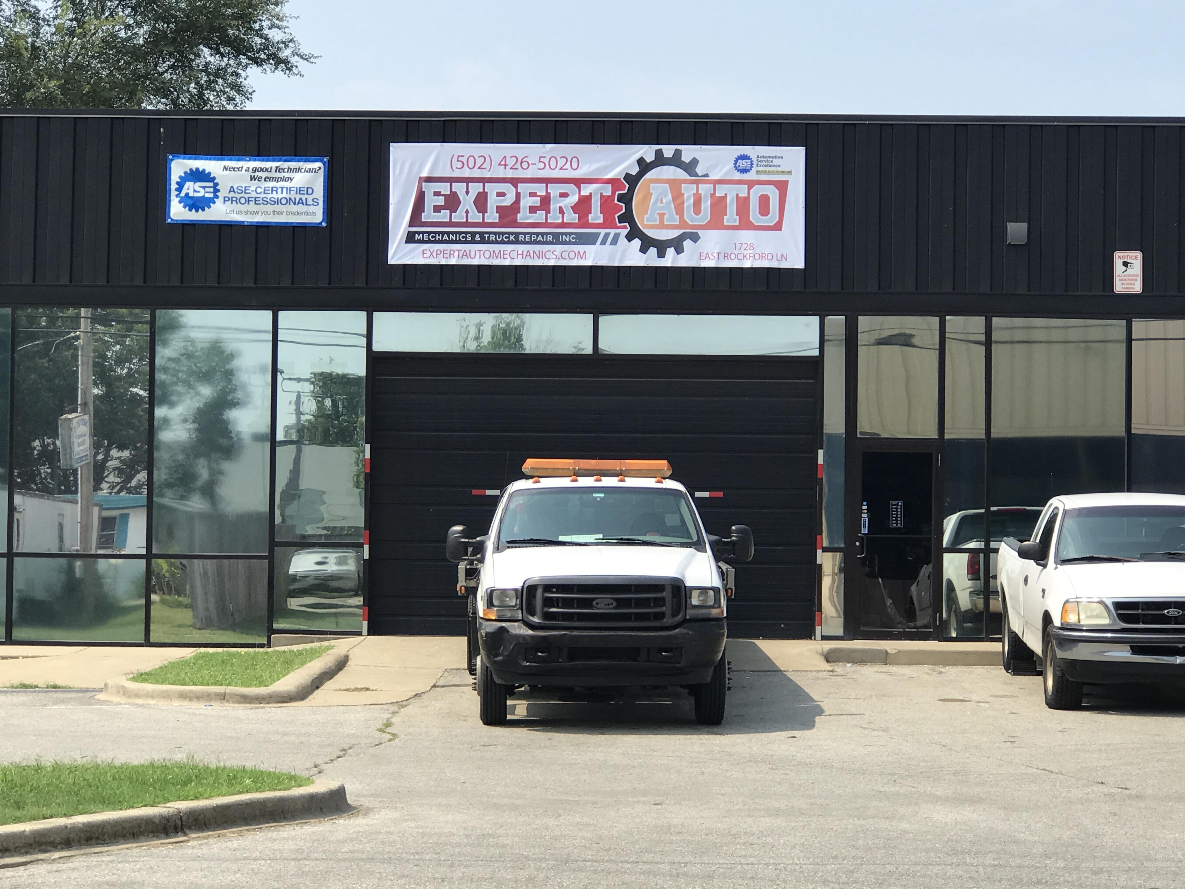 Louisvilles Newest Ase Blue Seal Of Excellence Automotive Repair Shop