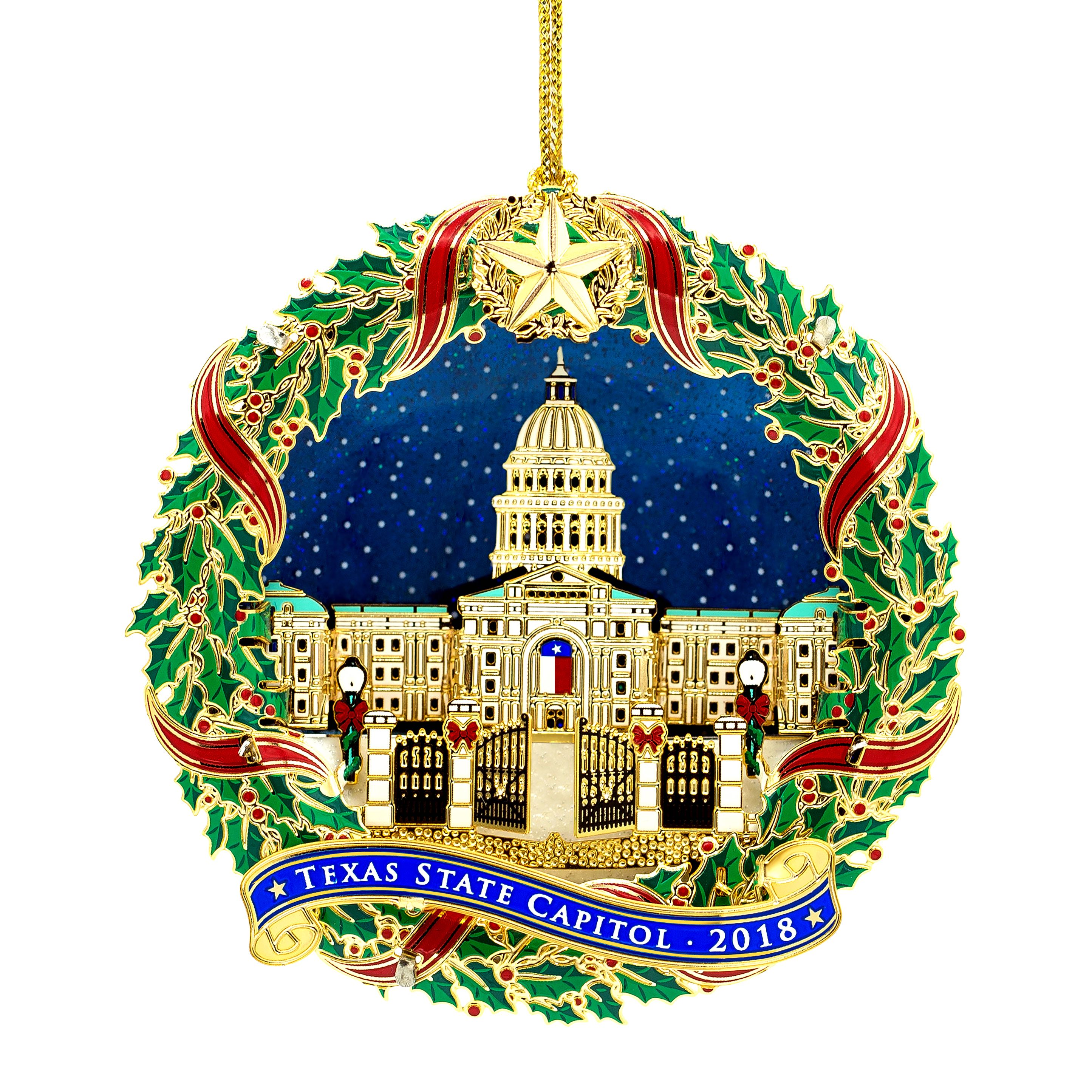 Texas State Capitol Reveals 23rd Annual Commemorative ...