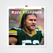 Mediaplanet Partners Up with NORD, Global Genes, Clay Matthews and More to Help Raise Awareness for Rare Diseases