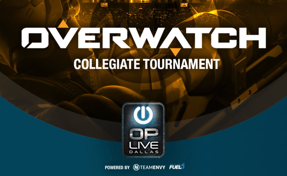 participants in op live dallas collegiate overwatch tournament powered by dallas fuel and team envy announced - team envy fortnite roster