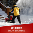 Snow Blowers Direct Crowns the Best Snow Blowers of 2018