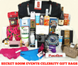 Secret Room Events Gifting Suite Celebrity and Nominee Swag Bag
