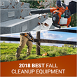 Power Equipment Direct Reveals the Best Fall Cleanup Equipment of 2018
