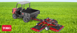 Ness Turf Announces the New Toro Groundsmaster 1200 Rotary Mower