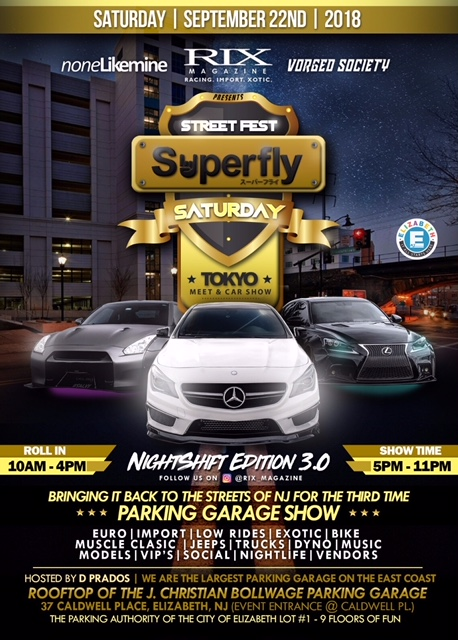 High Level 9 Floor World Class Exotic Car Show Returns To
