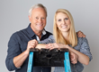 Home Improvement TV Hosts & Influencers, Danny Lipford And Chelsea Lipford Wolf, Share Fall Home Advice In National Media Event