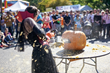 Photo Opp: Texas Chainsaw Pumpkin Carving Contest Returns to Fremont Oktoberfest this Friday Sept. 21