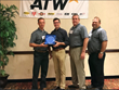 Optronics Receives Outstanding Performance Award from Nation's Largest Trailer and Truck Bed Manufacturer, ATW