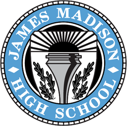 Seal of James Madison High School