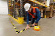 Brady Launches New ToughStripe® Max Floor and Area Marking Tape