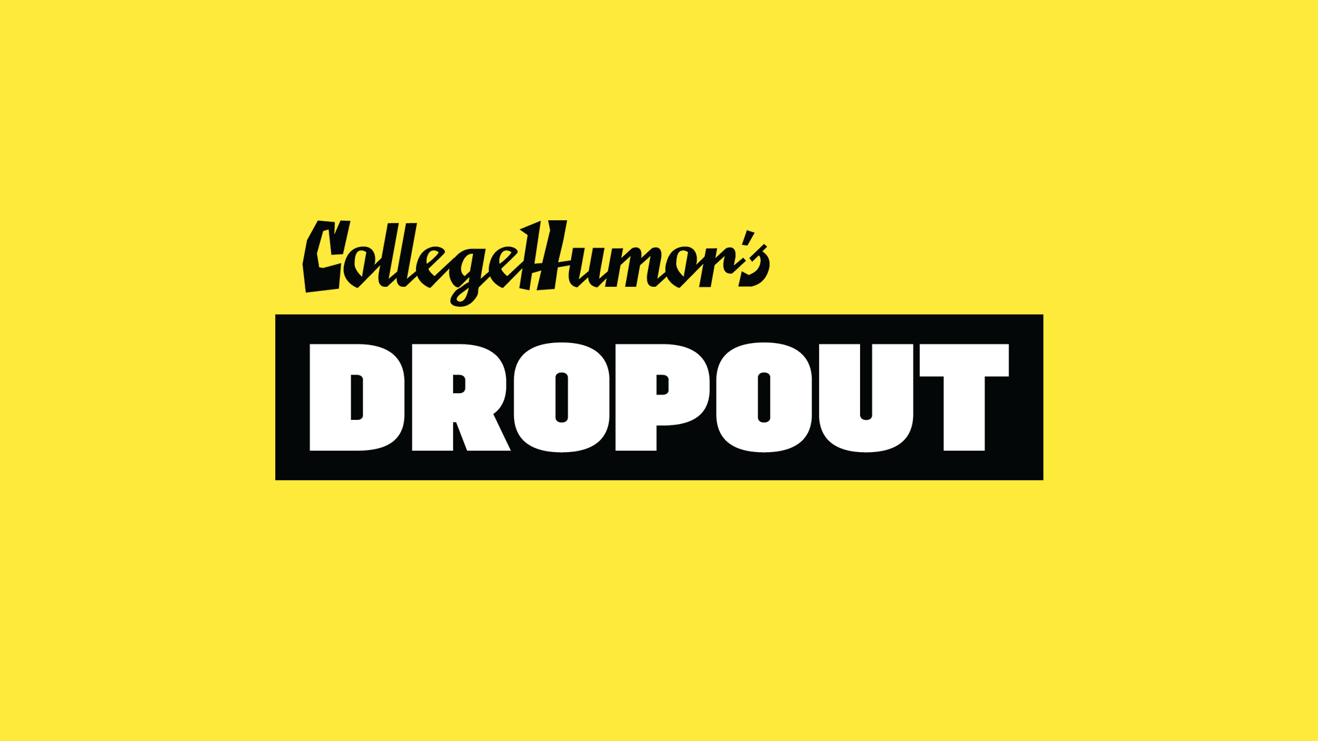Collegehumor Launches Dropout The Ad Free Mixed Media Subscription