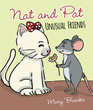 "Mary Brooks's New Book ""Nat and Pat"" Is a Graceful Tale That Propounds an Easy Learning Experience in Language for Children and Toddlers"