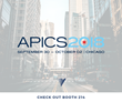 Vanguard Software Exhibits at APICS 2018
