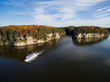 Scenic Tours Highlight a Canopy of Fall Color in Wisconsin Dells