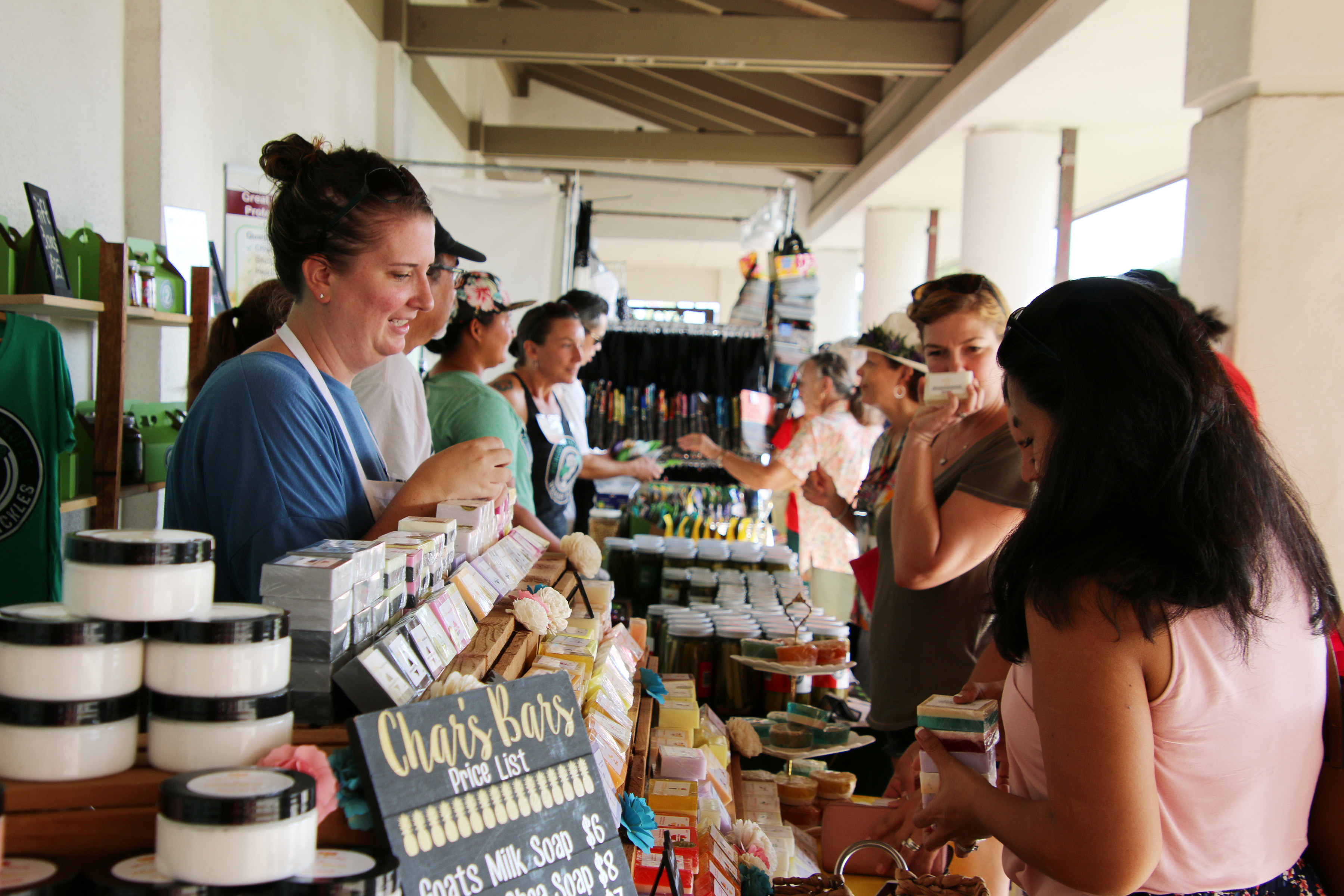 5th Annual Made in Maui County Festival Product Vendors ... - photo #10