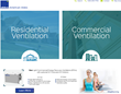 New Website Launch from American Aldes, the Ventilation Innovator