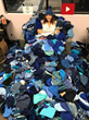 Lion Brand Yarn Company Inundated With Donated Hats for its Hat Not Hate Anti-Bullying Campaign