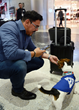 MIA's new therapy dogs get travelers in the rhythm to fly