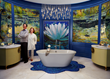 Wilson Kelsey Design Reveals Their Monet-inspired Luxury Bath at the 2018 DXV Design Summit in New York City