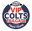 Bullseye Event Group Partner and Hays + Sons to Send Make-a-Wish Families to Colts Games and VIP Tailgate Events