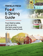 Franklin Fresh Food & Dining Guide Connects Foodies to Great Food in Franklin County PA