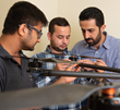 SIUE School of Engineering's Lotfi Leads National Advancement of Mechatronics and Robotics Education