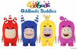 Oddbods from One Animation Jumps Off the Screen and Into the Living Room With A New Toy And Plush Line Exclusively At Target