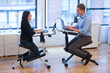 Work without Back Pain -- The Days of Hunching Over Your Desk Are Over!