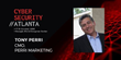Perri Marketing CMO to Speak on the GDPR and Why It Matters to the CMO at Cyber Security Atlanta Conference, October 17, at the Georgia World Congress Center