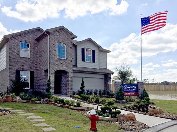 Homestake capital partners with liberty home builders on for Liberty home builders
