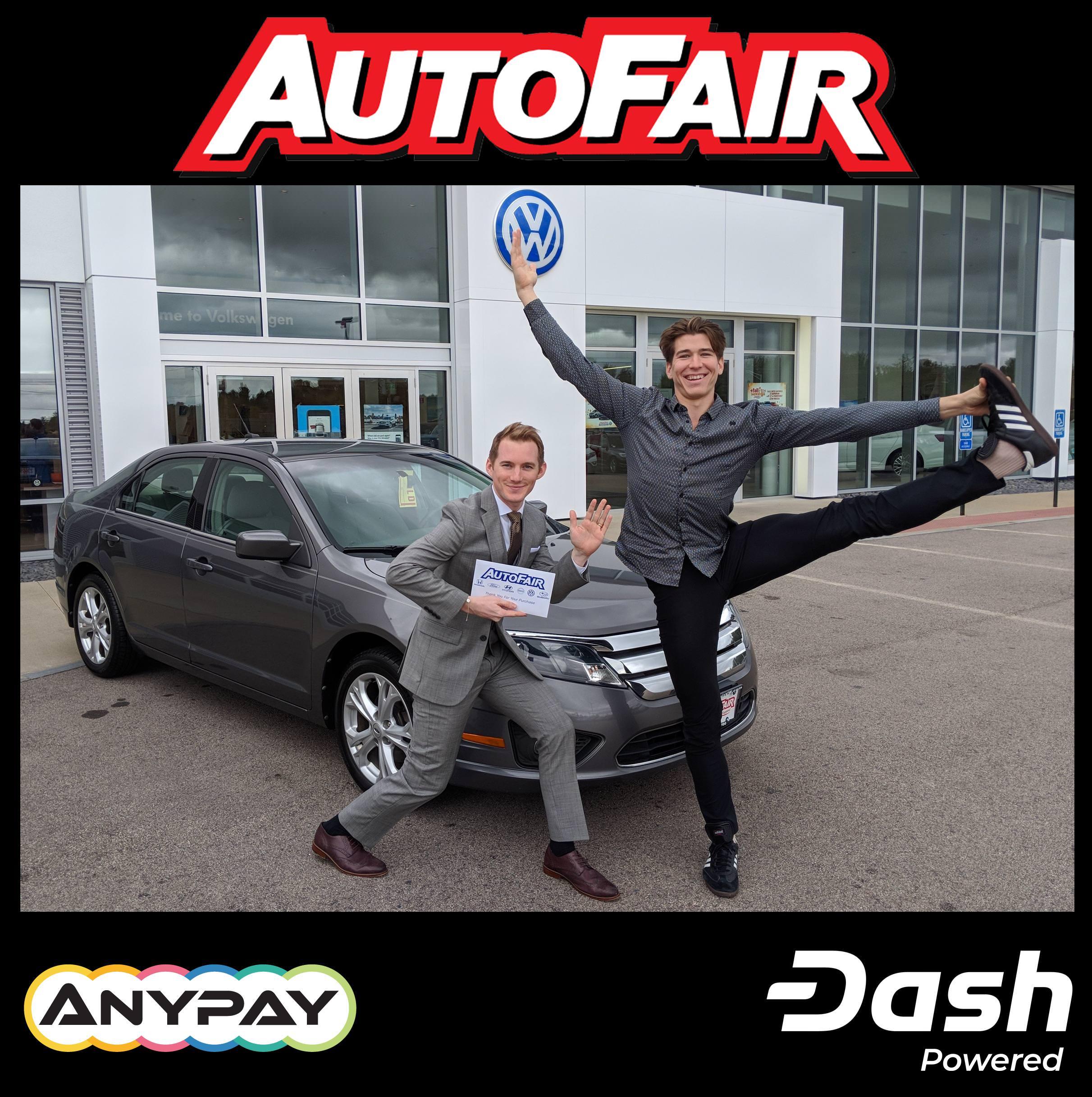 Major New Hampshire Auto Dealership Accepts Dash, Launches